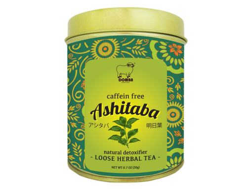 Domba – Ashitaba Tea (Loose Leaf)