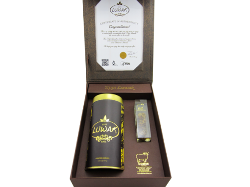 Premium Luwak Coffee Peaberry