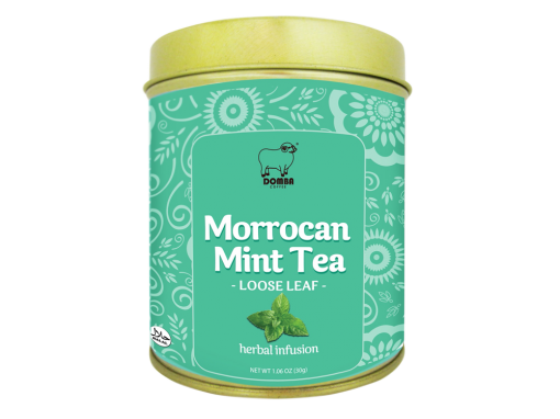 Domba – Morrocan Mint Tea (Loose Leaf)